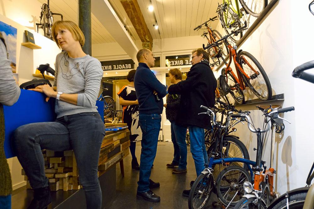 Opening Beagle Bikes Utrecht Santos World Store