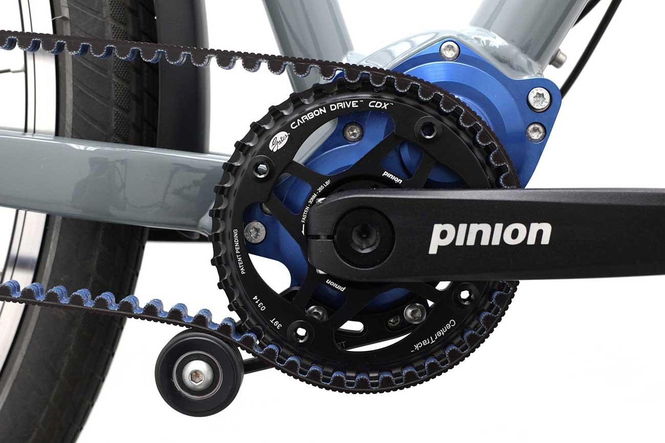 Pinion versnellingsbak Beagle Bikes