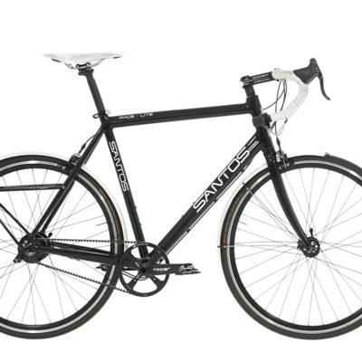 De Race Lite is een onderhoudsarme, adembennemend mooie racefiets van Santos. Kom hem testen bij Beagle Bikes.