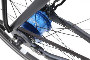 De Travel Lite is een echte alleskunner fiets van Santos, vakantie of woon-werk het kan allemaal. kom kijken bij Beagle Bikes.