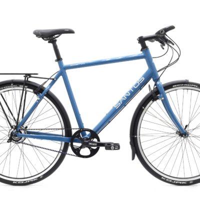 De Trekking lite van Santos is een geweldige lichte en perfect afgewerkte fiets