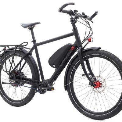 TravelLite E-bike van Santos is echt een geweldige super fiets met bijna geen onderhoud.