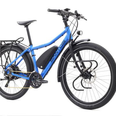 Santos Travel master 3+ e-bike de nieuwe norm in het ebike segment