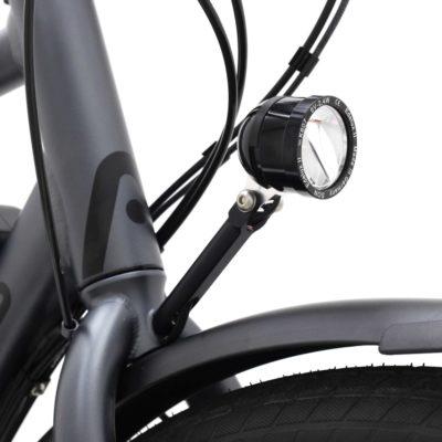 Santos Travelmaster 3+ met Son verlichting showroom Beagle bikes