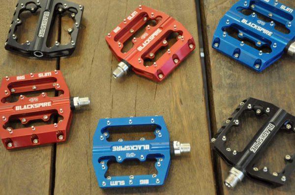 Blackspire, pedals, flat pedals,
