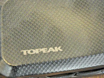 Topeak Fastfuel drybag Beagle bikes