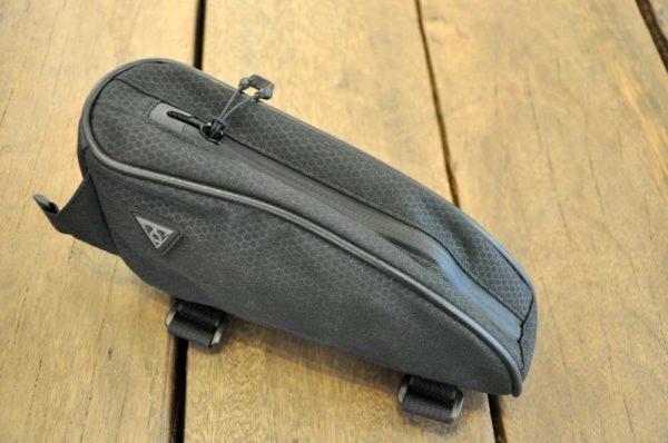 Topeak Toploader bikepacking tas Beagle Bike