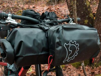 Yakataga Revelate Designs bikepacking bags