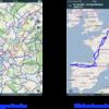 Routes & Tracks in navigatie-app