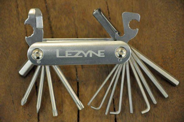 Blox 23 multitool Lezyne fietsgereedschap