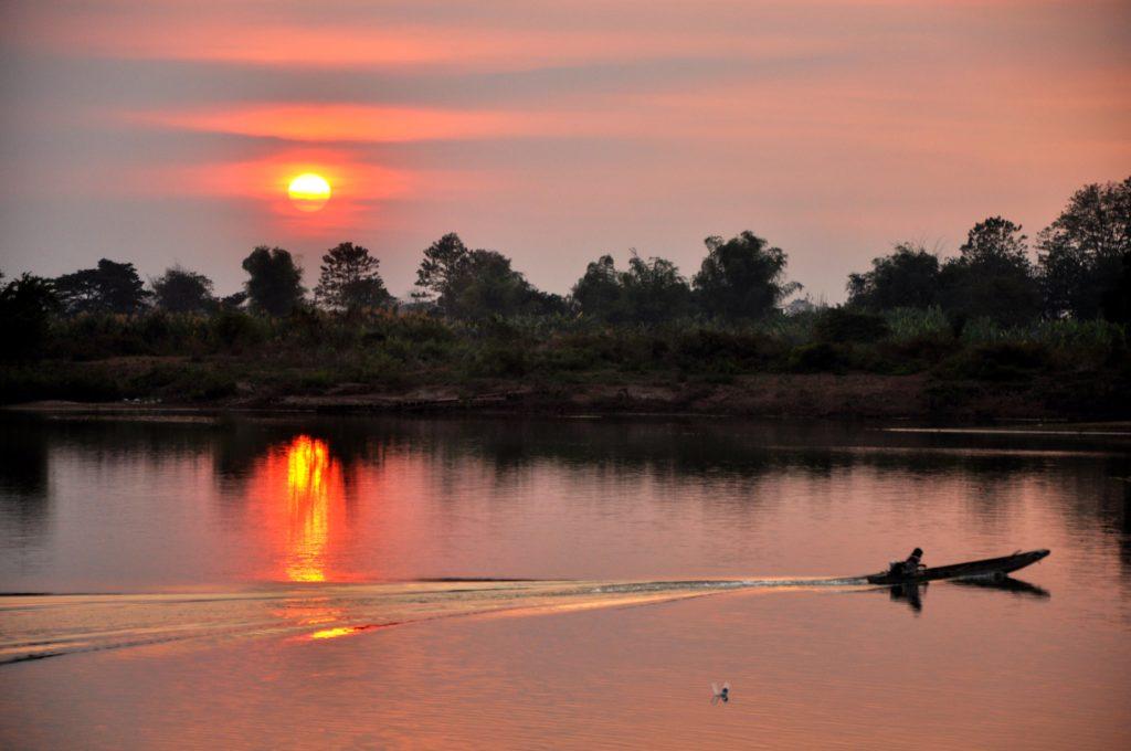 Mekong Laos Fietsreis