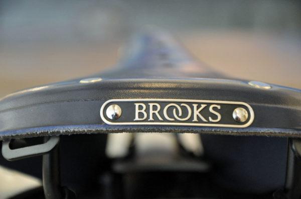 Brooks B17 zadel Leer toerfietsen