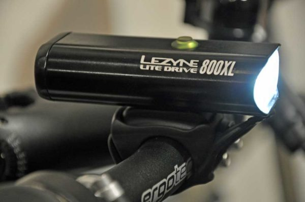 Lite Drive fiets lamp Lezyne
