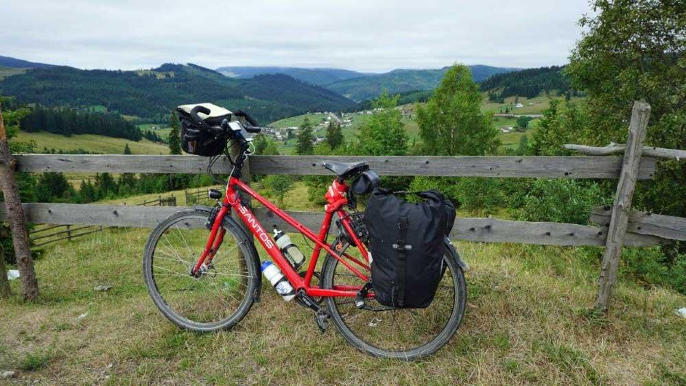 Vakantie fietsen Paulien Limes route