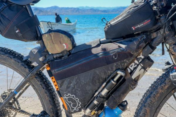 Ranger frame bag Revelate Designs