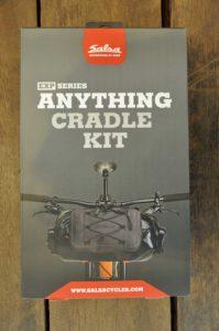 Anything cradle kit stuurtas