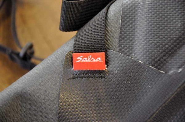 Salsa Seatpack, zadeltas voor de bikepacker