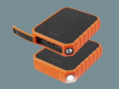 Xtorm powerbank RUGGED 10.000mAh